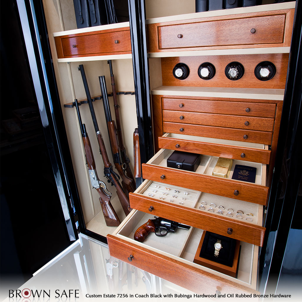 custom safe estate series luxury gun safes from