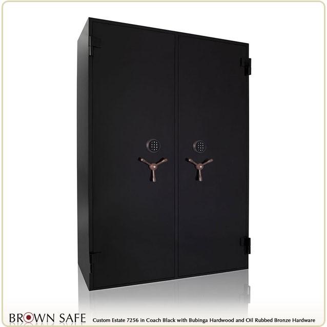 Custom Safe Estate Series Luxury Gun Safes From