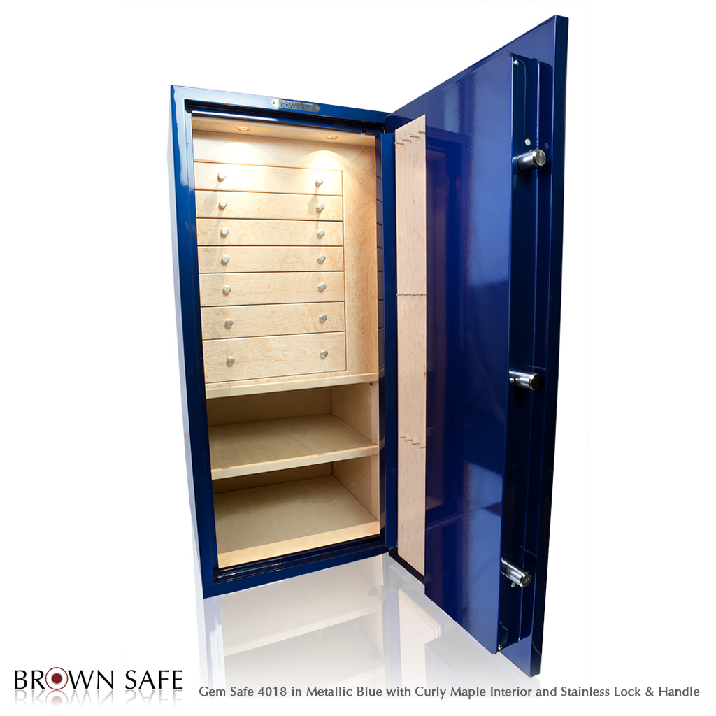 Home Safe Buy A Gem Series Jewelry Safe From Brownsafe Com