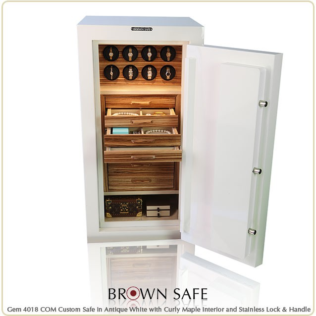 Home safe buy a gem series custom safe from for Custom home safes