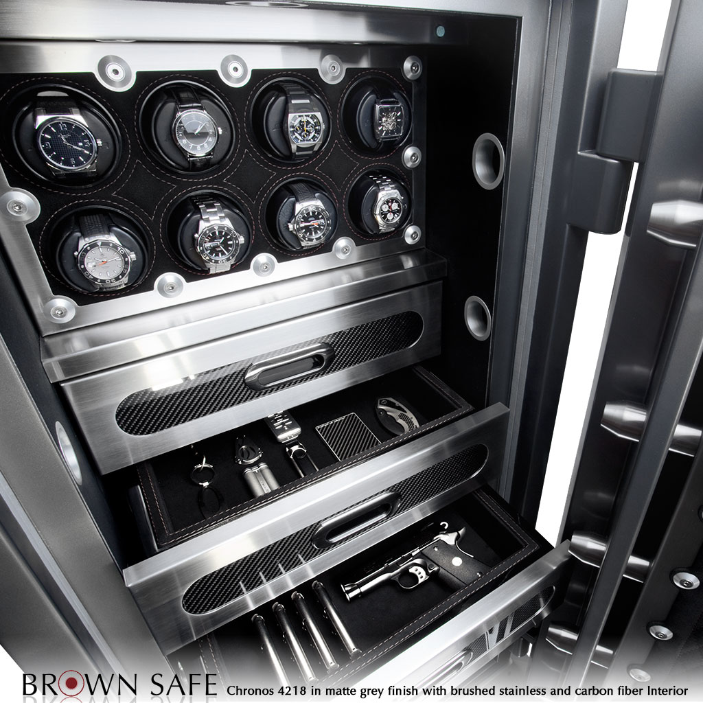 Security Safe - Buy a Chronos series high security safe from