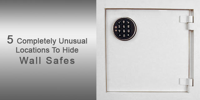 Wall Safes For Home 5 completely unusual locations to hide a wall safe | brown safe