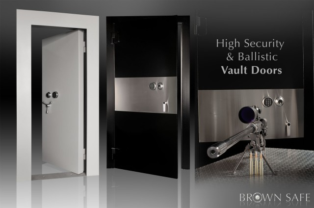 Home Safe Vault Endearing 3 Tips When Selecting A Vault Door Brown Safe  Research Labs Design