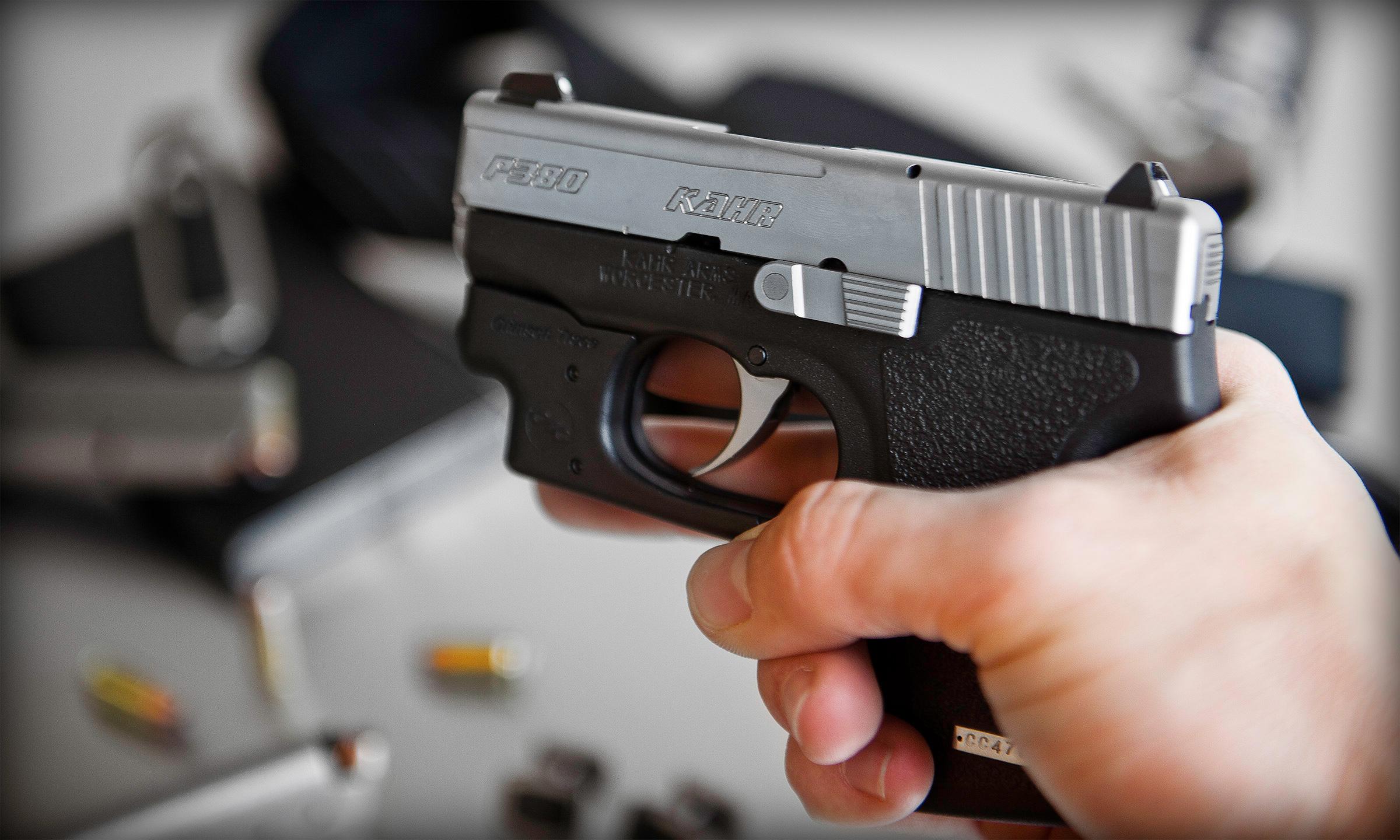 Kahr P380 Compact Pistol