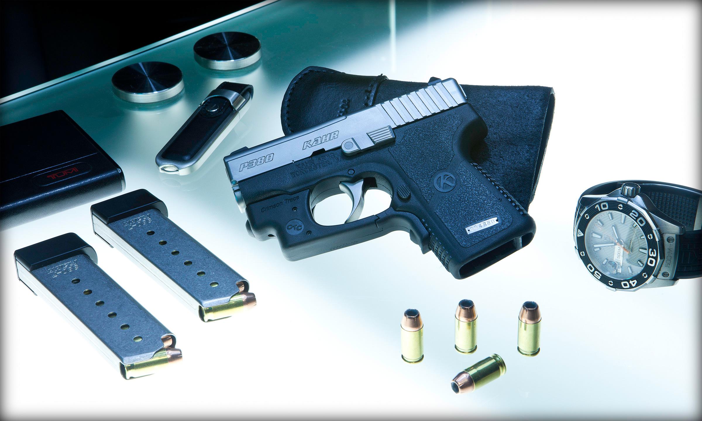 Kahr P380 pistol