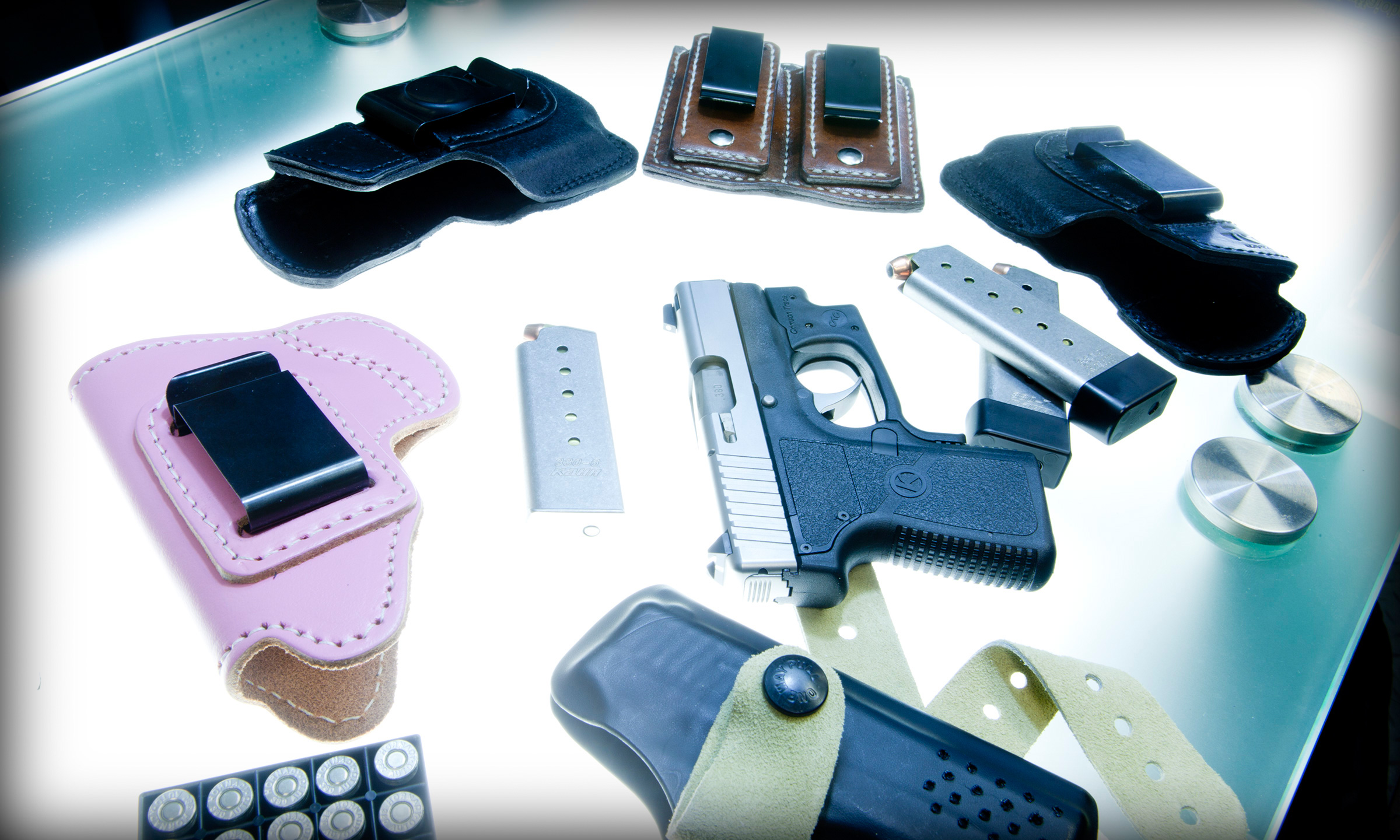 Kahr P380 accessories