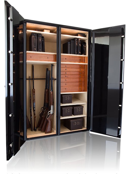 Estate Series High Capacity Luxury Safes Highly