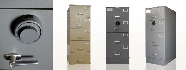 GSA Files - Used GSA File Safes from BrownSafe.com