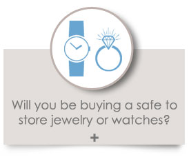 Will you be buying a safe to store jewerly or watches?