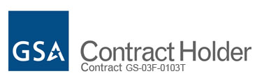 GSA Contract #GS-03F-0103T