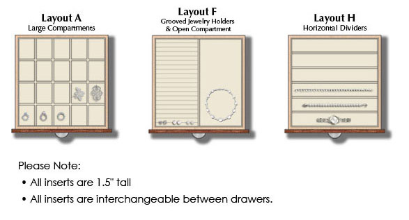 Drawer Insert Package 2