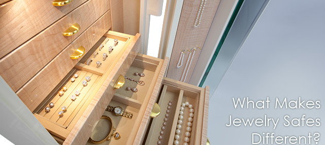 What Makes Jewelry Safes Different?
