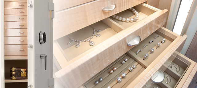 Jewelry Drawers Protect & Organize Valuables