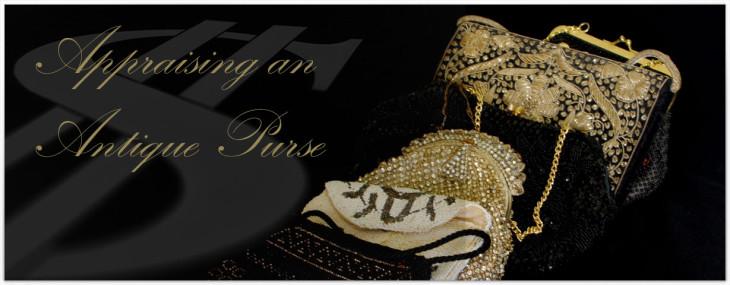 How To Appraise an Antique Purse