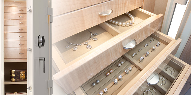 Perfect Jewelry Drawers For Storage