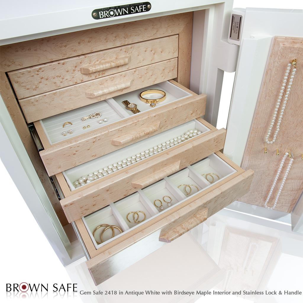Jewelry Safe Gem2418
