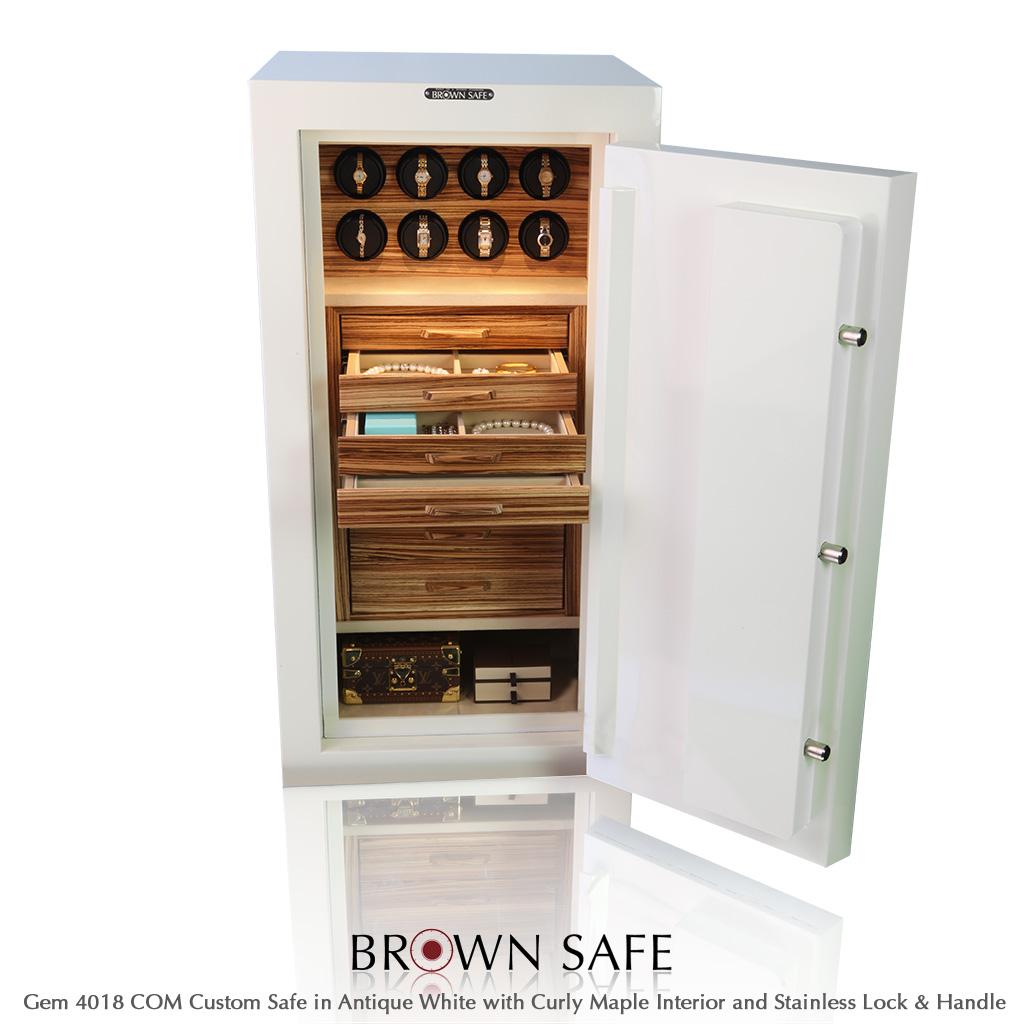 Jewelry Storage A Gem Series Custom Safe From