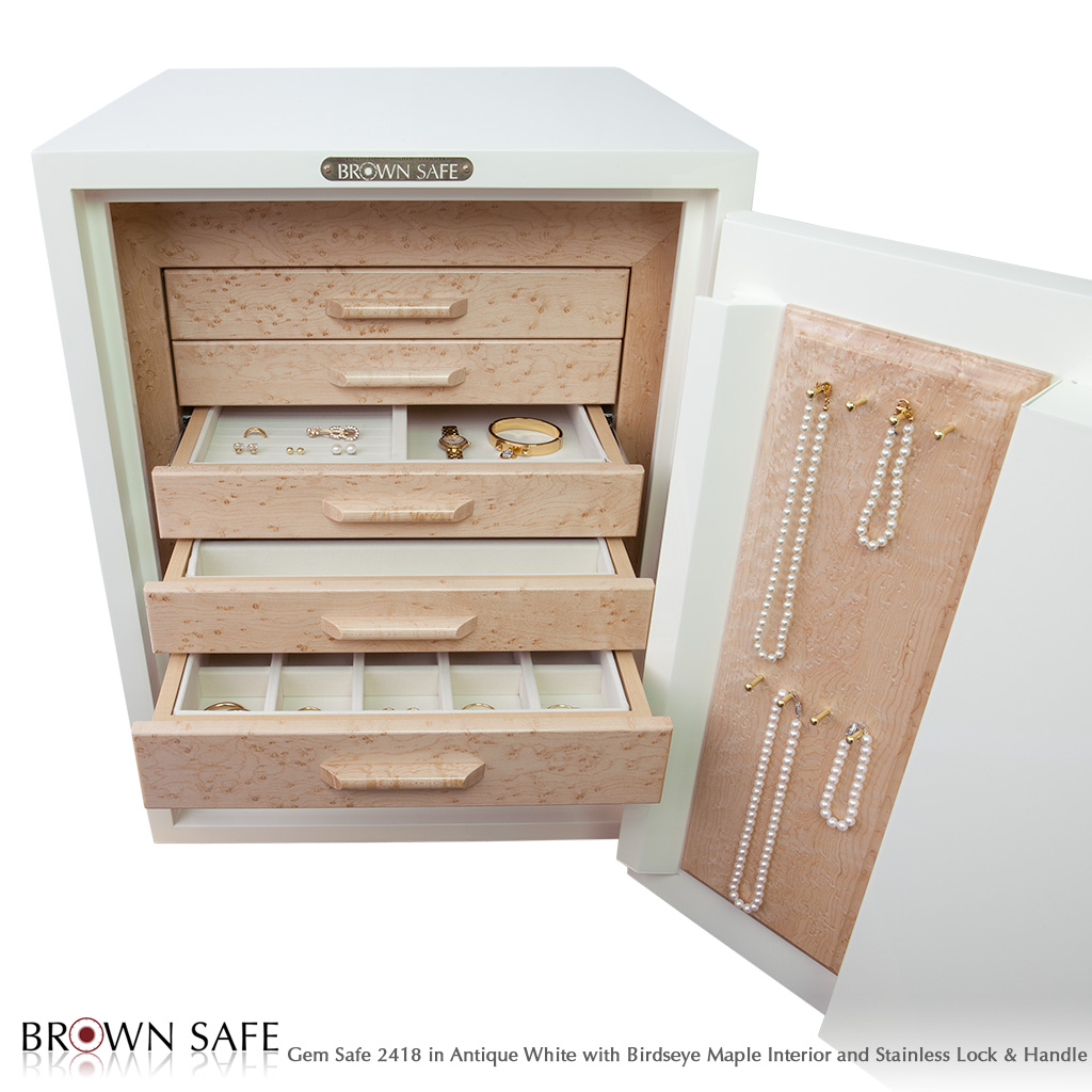 Luxury Safe Gem Safes To Strore Jewelry In From