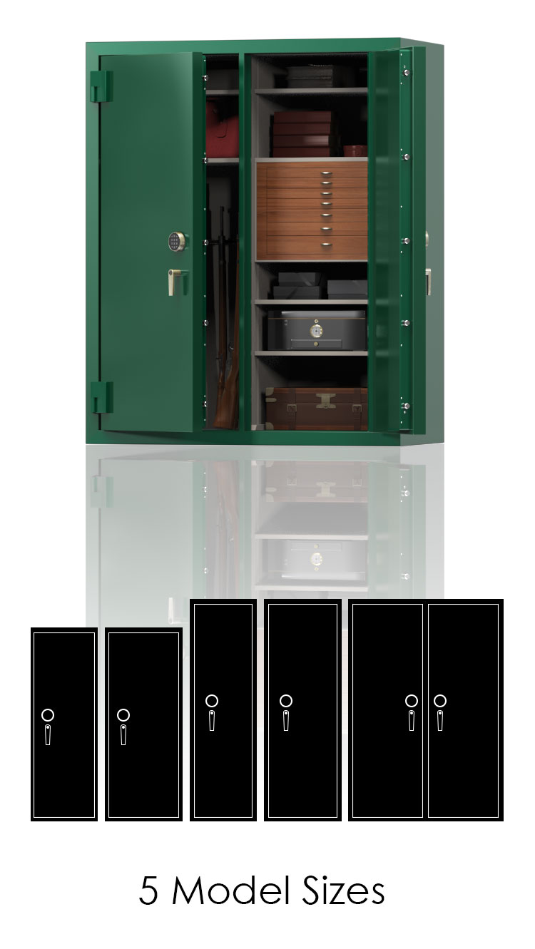 Home Safes - America's #1 Luxury Home Safes - Brown Safe Mfg