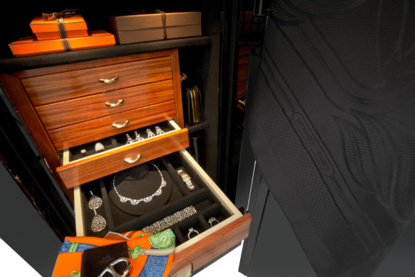 Luxury Safe for Jewelry