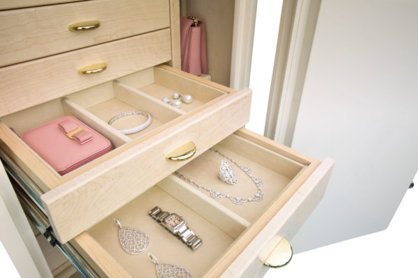 Luxury Jewelry Safe