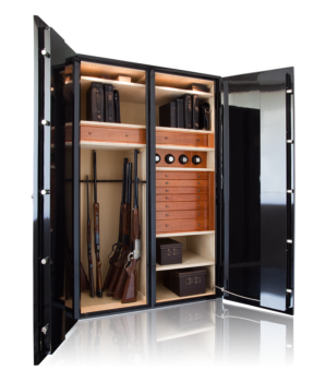 Estate gun safes