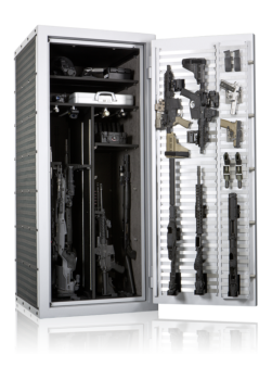 Tactical Series gun safes