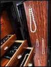Door Mounted Necklace Rack