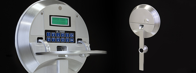 about brown safe - Biometric Safe