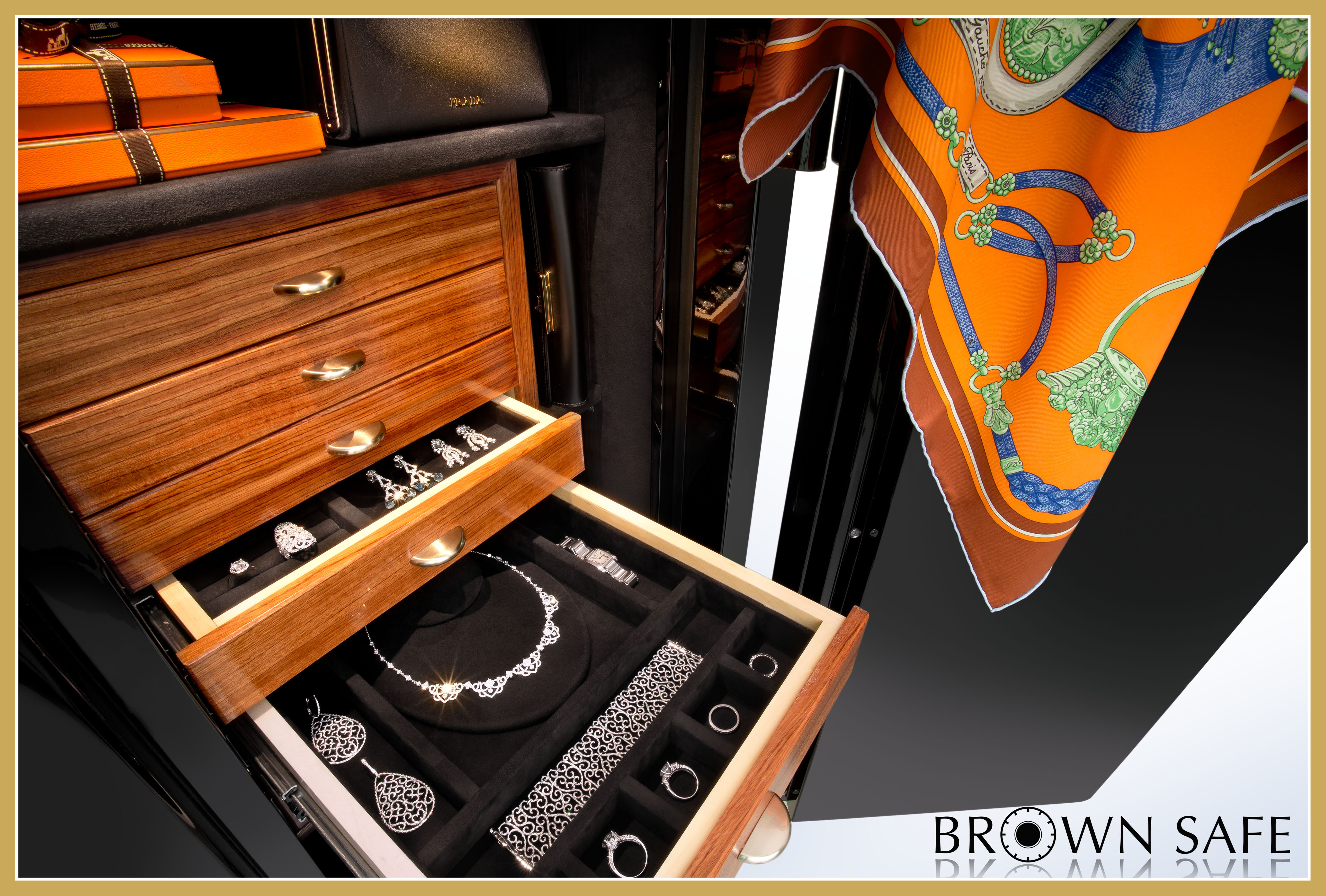 Small Jewelry Safes For Home – Billy Knight
