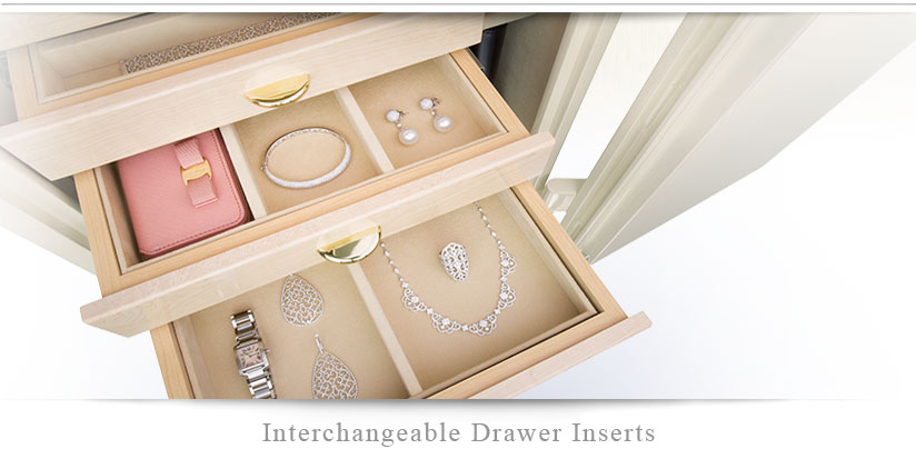Interchangable Drawer Inserts
