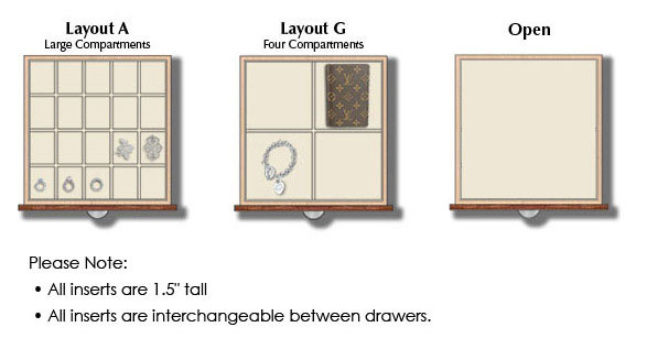Drawer Insert Package 1